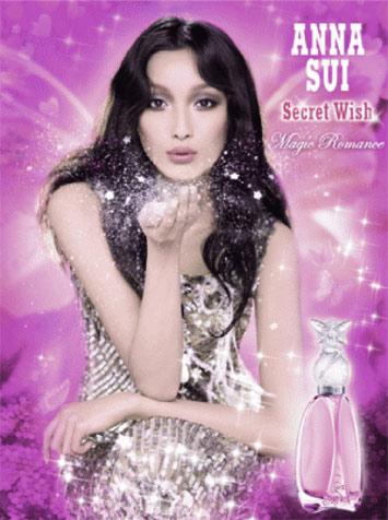 vera wang perfume ads. I lt;3 my Vera wang Perfume,